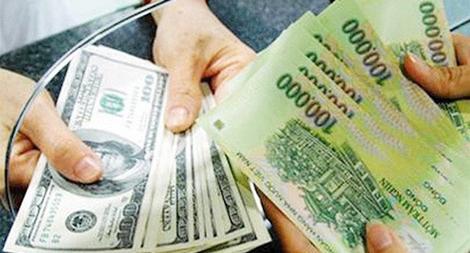 Hạ mức phạt đối với hành vi mua bán ngoại tệ trái phép