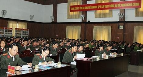 Tổ chức học tập, quán triệt, triển khai thực hiện các nội dung Hội nghị Trung ương 8 (khóa XII)
