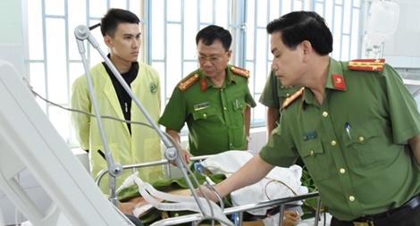 Trưởng Công an xã hy sinh trong khi thi hành nhiệm vụ