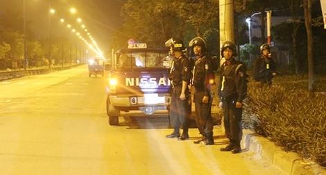 Phát huy vai trò của 23 tổ tuần tra kiểm soát Cảnh sát cơ động tại TP. Hồ Chí Minh