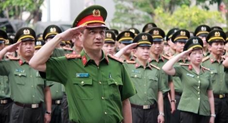 Chế độ, chính sách đối với sĩ quan CAND nghỉ hưu1