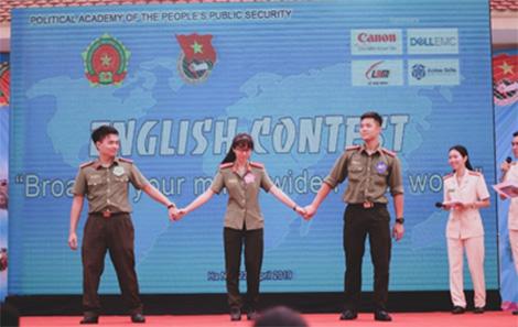 Học viện Chính trị CAND tổ chức cuộc thi Olympic Tiếng Anh - Ảnh minh hoạ 5