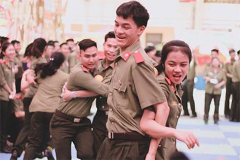 Học viện Chính trị CAND tổ chức cuộc thi Olympic Tiếng Anh - Ảnh minh hoạ 6