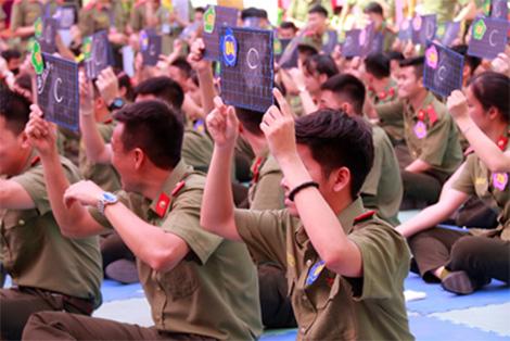 Học viện Chính trị CAND tổ chức cuộc thi Olympic Tiếng Anh - Ảnh minh hoạ 4