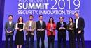 """Vietcombank nhận giải thưởng """"Champion Security Award"""" của Tổ chức thẻ quốc tế Visa"""