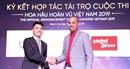 Vietjet đồng hành cùng Hoa hậu Hoàn vũ Việt Nam 2019