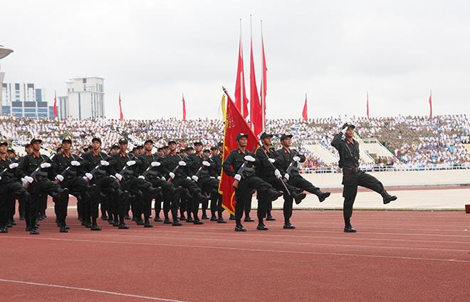 Kỷ niệm 57 năm Ngày Truyền thống lực lượng Cảnh sát nhân dân (20-7-1962 – 20-7-2019): Những chiến sĩ quên mình vì Tổ quốc