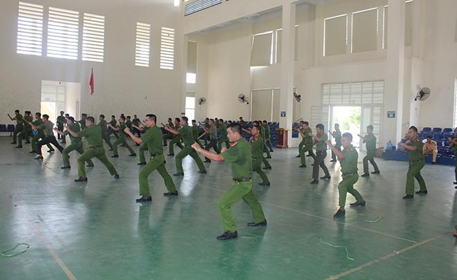 Sẵn sàng cho Hội thi điều lệnh, bắn súng, võ thuật CAND lần thứ 5 - Ảnh minh hoạ 3