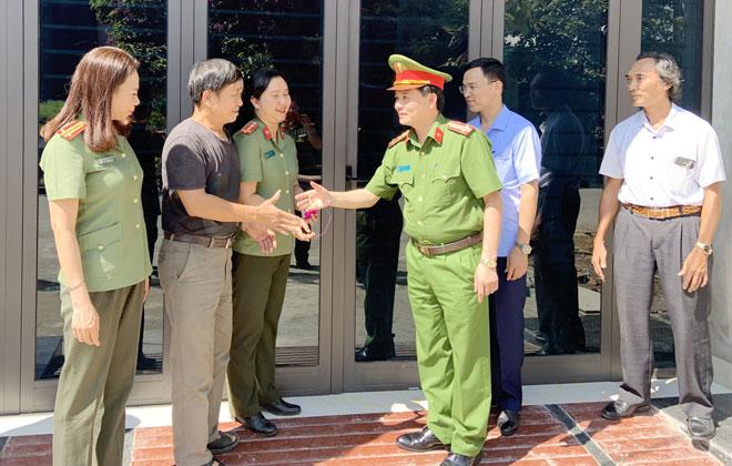 Công an tỉnh Lào Cai khánh thành nhà tình nghĩa - Ảnh minh hoạ 2