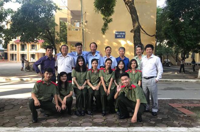 Khoá 11 Học viện An ninh nhân dân kỷ niệm 40 năm ngày tựu trường - Ảnh minh hoạ 2