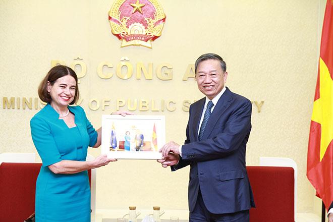 Việt Nam – Australia tăng cường hợp tác trên nhiều lĩnh vực