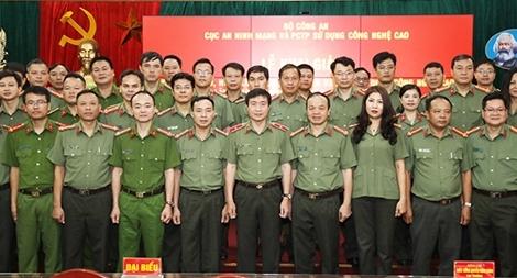 Khai giảng khóa đào tạo về an ninh mạng cho lãnh đạo cấp Phòng, Công an địa phương các tỉnh phía Bắc