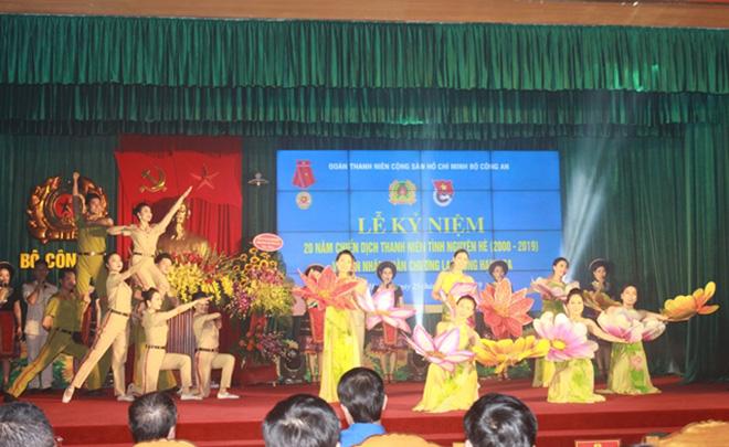 Đoàn Thanh niên Bộ Công an đón nhận Huân chương Lao động hạng Ba - Ảnh minh hoạ 8