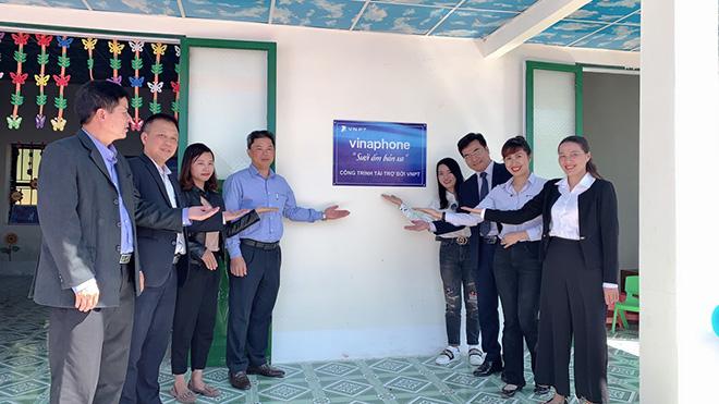 VNPT VinaPhone khánh thành công trình trường mầm non thôn Sín Chải A - Ảnh minh hoạ 4
