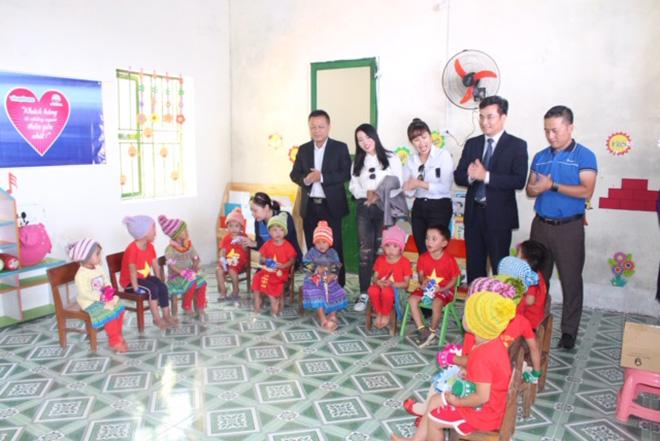 VNPT VinaPhone khánh thành công trình trường mầm non thôn Sín Chải A - Ảnh minh hoạ 3