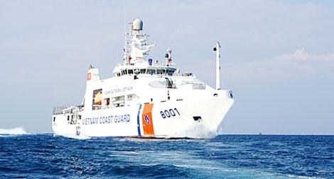Hợp tác quốc tế của Cảnh sát biển Việt Nam quy định tại Luật Cảnh sát biển Việt Nam