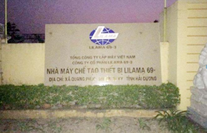 Nổ phuy chứa oxy trong nhà máy Lilama khiến nhiều người thương vong
