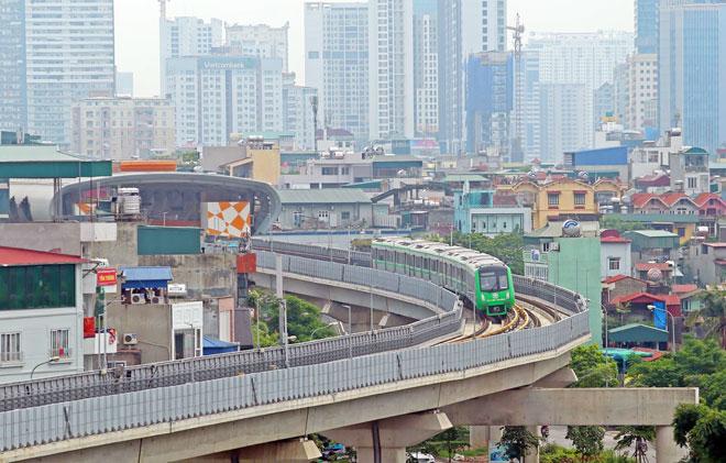 Dự án đường sắt đô thị Cát Linh - Hà Đông: Chưa hẹn ngày về đích
