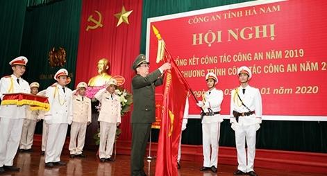 CA Hà Nam kịp thời tham mưu ban hành nhiều chủ trương bảo đảm ANTT từ cơ sở