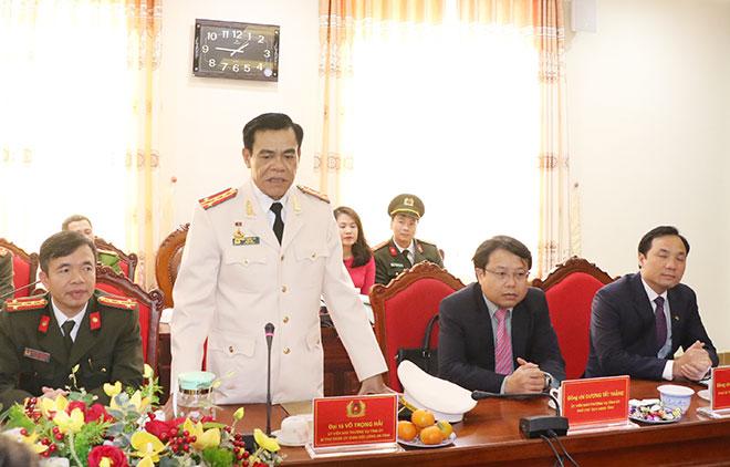 Giám đốc Công an tỉnh Hà Tĩnh nhận Huy chương phát triển của Chính phủ Lào - Ảnh minh hoạ 3