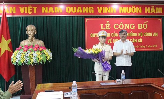 Công an tỉnh Điện Biên có tân Phó Giám đốc - Ảnh minh hoạ 2
