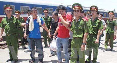 """Chuyện """"bắt nã"""" của Cảnh sát hình sự xứ Thanh"""