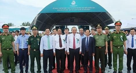 Phó Thủ tướng Thường trực dự lễ khánh thành và khởi công 3 dự án trị giá hơn 30 nghìn tỷ đồng