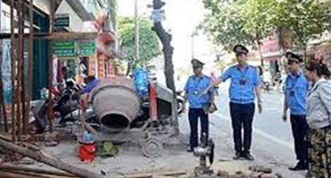 Hà Nội xử lý 176 trường hợp vi phạm trật tự xây dựng