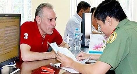 Quy định mới về quản lý người cư trú trong thời gian chờ xuất cảnh