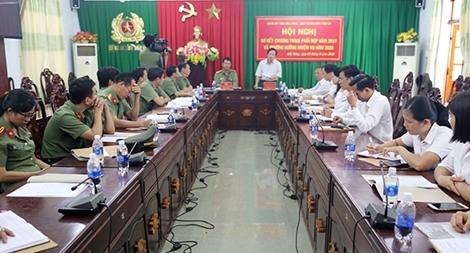 Công an tỉnh Đắk Nông và Ban Tuyên giáo Tỉnh ủy triển khai chương trình phối hợp