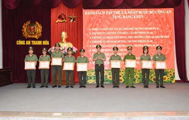 Công an Thanh Hóa tổ chức Hội nghị sơ kết công tác 6 tháng đầu năm 2020 - Ảnh minh hoạ 2