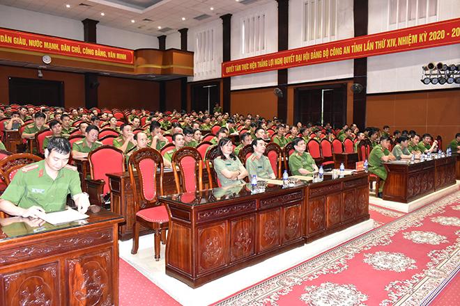 Tập huấn nghiệp vụ cho lực lượng Công an xã, phường, trị trấn - Ảnh minh hoạ 2