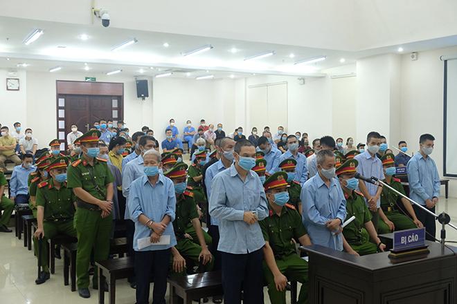Xét xử vụ án ở xã Đồng Tâm: Hai bị cáo bị đề nghị án tử hình