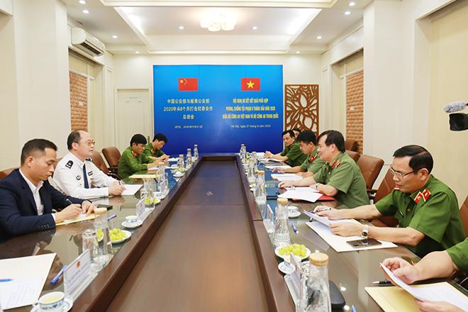 Tăng cường phối hợp phòng, chống tội phạm giữa Việt Nam và Trung Quốc - Ảnh minh hoạ 4