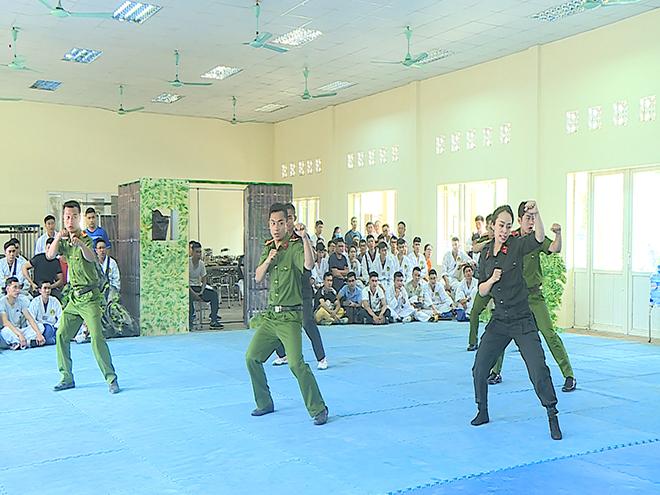 Sơn La đăng cai Hội thi bắn súng, võ thuật cho lực lượng trực tiếp chiến đấu - Ảnh minh hoạ 3