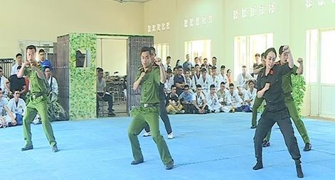 Sơn La đăng cai Hội thi bắn súng, võ thuật cho lực lượng trực tiếp chiến đấu