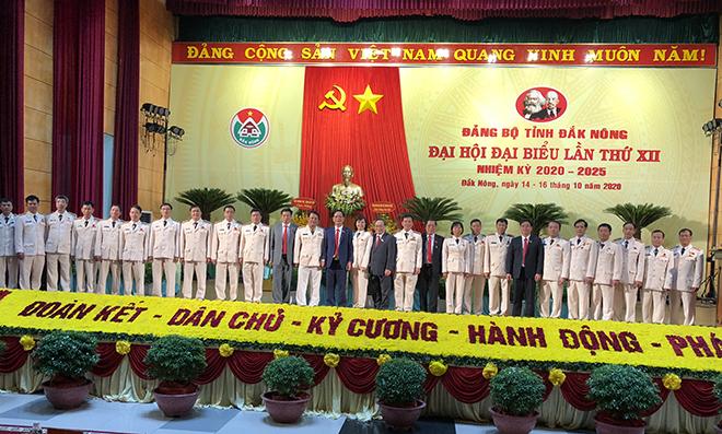 Công an Đắk Nông nỗ lực bảo đảm tuyệt đối an toàn Đại hội đại biểu Đảng bộ tỉnh lần thứ XII - Ảnh minh hoạ 2