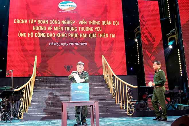Viettel quyên góp 10 tỷ đồng hỗ trợ đồng bào miền Trung - Ảnh minh hoạ 5