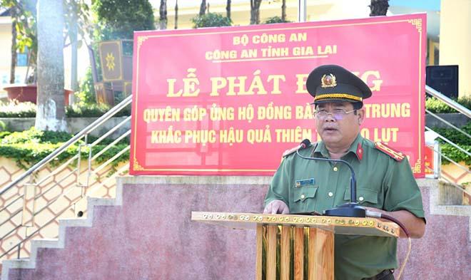 Công an tỉnh Gia Lai hướng về đồng bào miền Trung - Ảnh minh hoạ 2