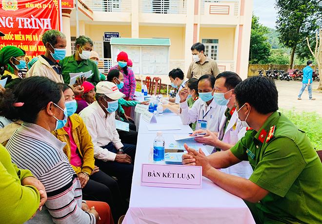 Bệnh viện 19-8 khám bệnh, trao quà cho đồng bào nghèo Tây Nguyên - Ảnh minh hoạ 4