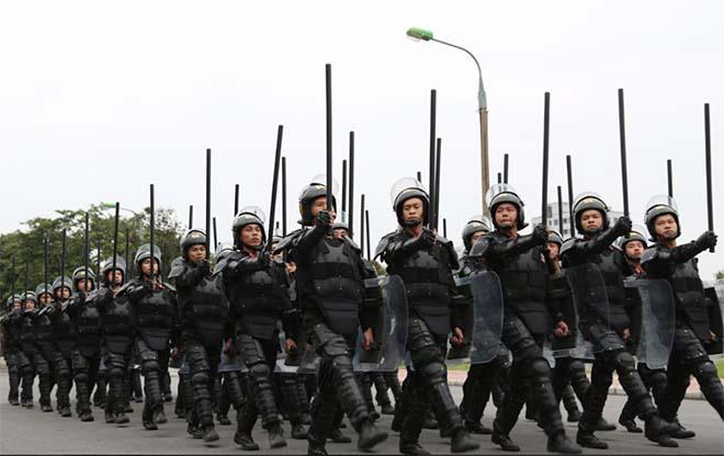 Đảm bảo tuyệt đối an toàn Hội nghị cấp cao ASEAN lần thứ 37 - Ảnh minh hoạ 6
