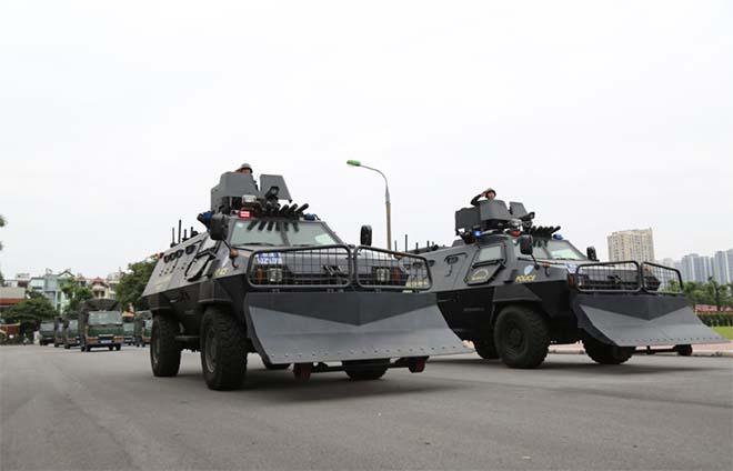 Đảm bảo tuyệt đối an toàn Hội nghị cấp cao ASEAN lần thứ 37 - Ảnh minh hoạ 7