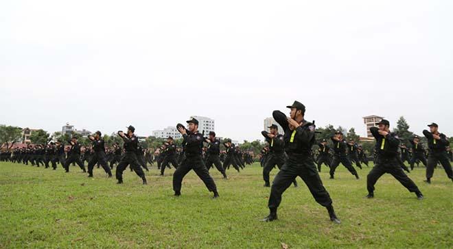 Đảm bảo tuyệt đối an toàn Hội nghị cấp cao ASEAN lần thứ 37 - Ảnh minh hoạ 10