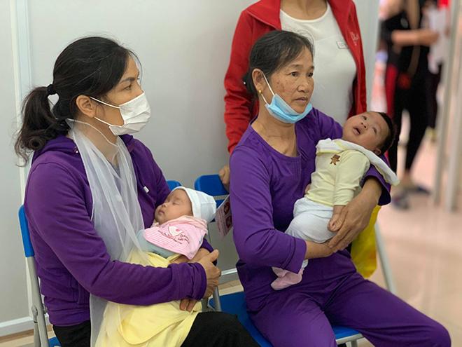 Viettel tổ chức khám sàng lọc bệnh tim bẩm sinh cho trẻ em tại Hải Phòng - Ảnh minh hoạ 9