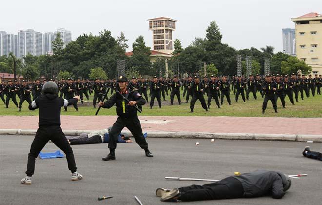 Đảm bảo tuyệt đối an toàn Hội nghị cấp cao ASEAN lần thứ 37 - Ảnh minh hoạ 9