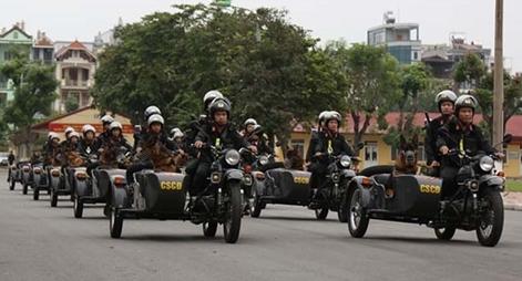 Đảm bảo tuyệt đối an toàn Hội nghị cấp cao ASEAN lần thứ 37