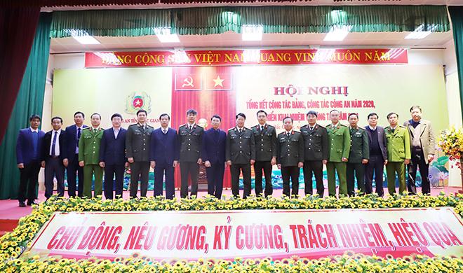 Công an Bắc Giang triệt phá nhiều băng ổ nhóm tội phạm hình sự - Ảnh minh hoạ 3