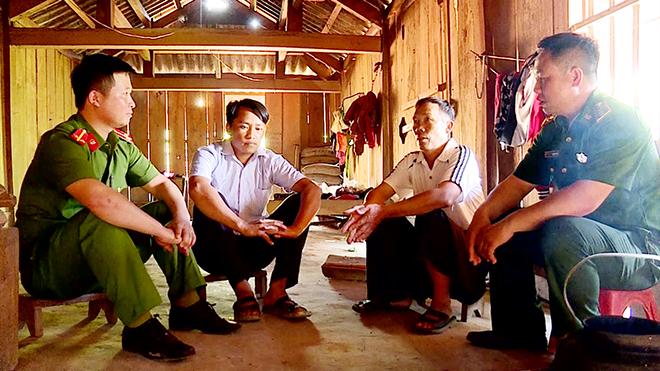 Người góp phần đẩy lùi ma túy ở vùng biên giới Sơn La