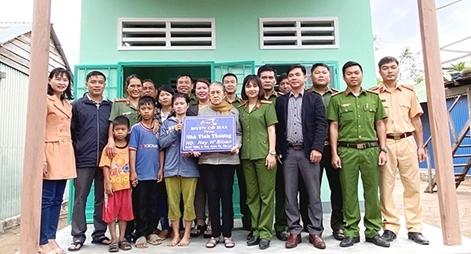 Lan tỏa yêu thương từ Công an vùng cao Ayun Pa