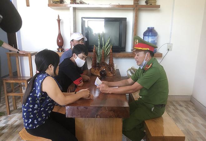 Công an xã tại huyện Krông Nô liên tiếp phá án - Ảnh minh hoạ 2